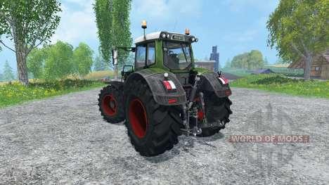 Fendt 933 Vario для Farming Simulator 2015