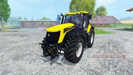 JCB 8310 Fastrac v2.0 для Farming Simulator 2015
