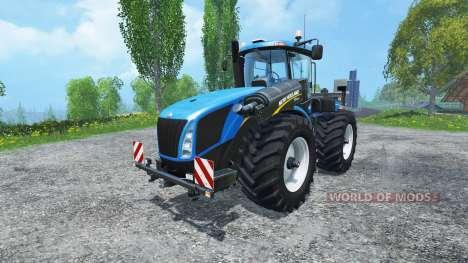 New Holland T9.565 Potente Especial v1.2 для Farming Simulator 2015