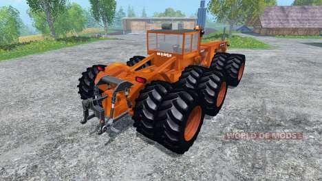 Chamberlain Type60 v3.0 для Farming Simulator 2015
