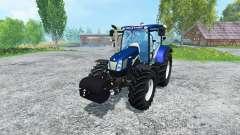 New Holland T6.160 Golden Jubilee для Farming Simulator 2015