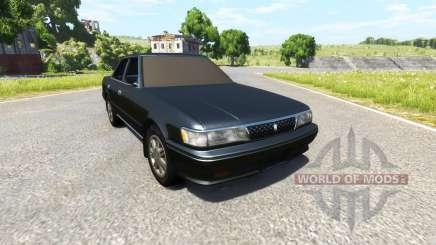 Toyota Chaser X81 1990 для BeamNG Drive