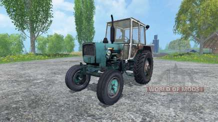 ЮМЗ-6 КЛ v2.0 для Farming Simulator 2015