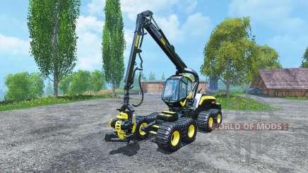 PONSSE Scorpion Potente Especial v1.1 для Farming Simulator 2015