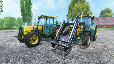 Buhrer 6135A FL для Farming Simulator 2015