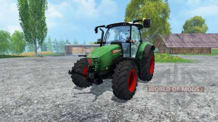 Hurlimann XM 4Ti для Farming Simulator 2015