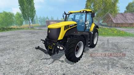 JCB 8310 Fastrac v1.1 для Farming Simulator 2015