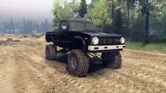 Toyota Hilux Truggy 1981 v1.1 black для Spin Tires