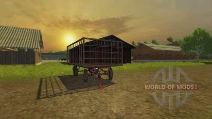 Арба для Farming Simulator 2013