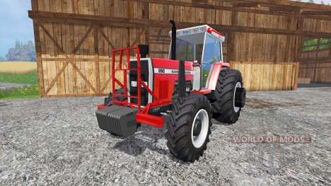 Massey Ferguson 290 для Farming Simulator 2015