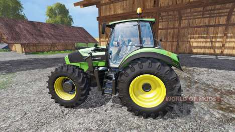 Deutz-Fahr Agrotron 7250 FL для Farming Simulator 2015