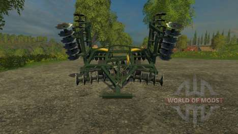БДТ-7 v1.1 для Farming Simulator 2015
