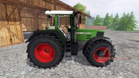Fendt Favorit 926 Vario v0.9 для Farming Simulator 2015