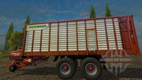 Pöttinger Jumbo 6610 Combiline для Farming Simulator 2015