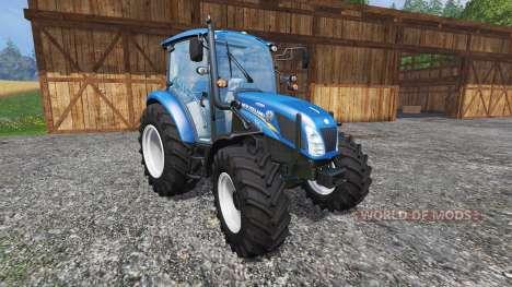 New Holland T4.115 для Farming Simulator 2015