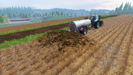 Fliegl VFW 10600 для Farming Simulator 2015