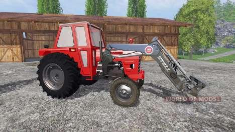 IMT 577 Deluxe для Farming Simulator 2015