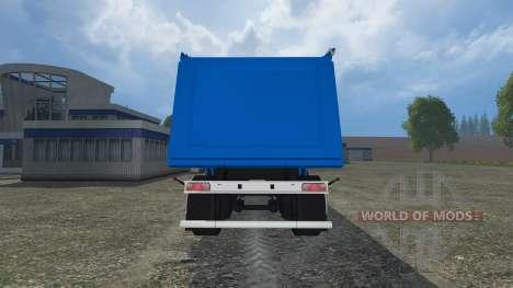 Тонар 95234-0000010 для Farming Simulator 2015