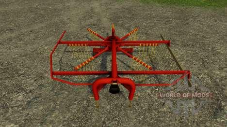 Agram Twin331 для Farming Simulator 2015