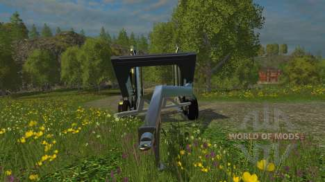 Arcusin FS 8-12 для Farming Simulator 2015