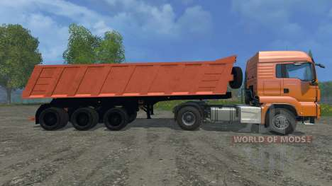 МАЗ 953000-011 для Farming Simulator 2015