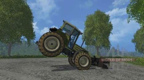 Halberg Guss 5000 для Farming Simulator 2015
