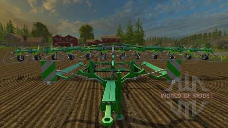 Pöttinger HIT 12.14T S для Farming Simulator 2015