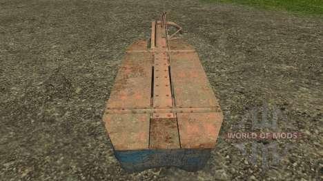 Z-173 для Farming Simulator 2015