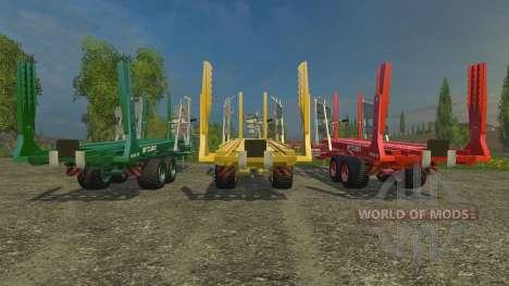 Arcusin FS 63-72 для Farming Simulator 2015