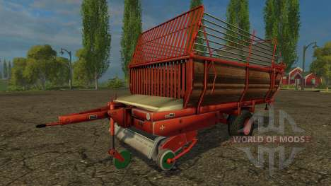 Fortschritt HTS 31.04 для Farming Simulator 2015