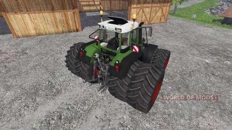 Fendt 820 Vario v3.0 для Farming Simulator 2015