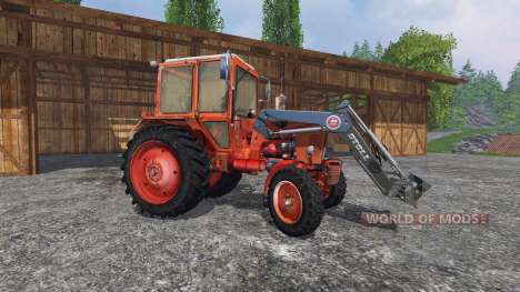 МТЗ-80 Беларус v3.1 для Farming Simulator 2015