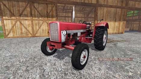 Lizard 422 для Farming Simulator 2015
