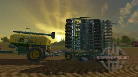 John Deere Pronto Air Seeder 12M для Farming Simulator 2015
