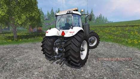 New Holland T8.320 600EVO v1.2 для Farming Simulator 2015