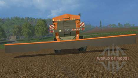 Panien PW 18-10E для Farming Simulator 2015