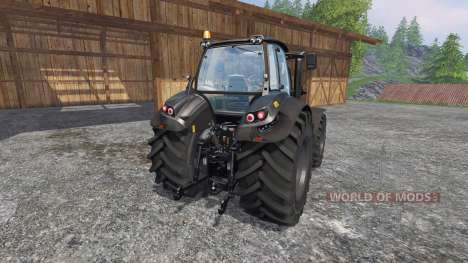 Deutz-Fahr Agrotron 7250 TTV Black Edition v2.0 для Farming Simulator 2015