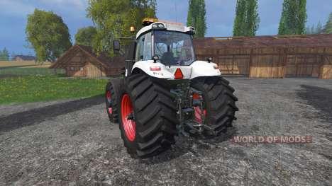 New Holland T8.320 600EVO v1.4 для Farming Simulator 2015