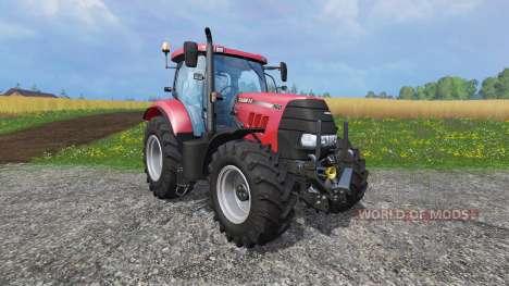 Case IH Puma CVX 160 FL для Farming Simulator 2015
