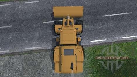 Cat 980H AWS v3 для Farming Simulator 2015