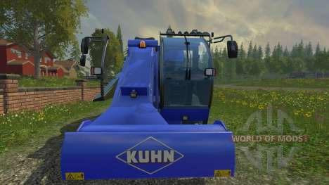 Kuhn SPV 14 Extreme для Farming Simulator 2015