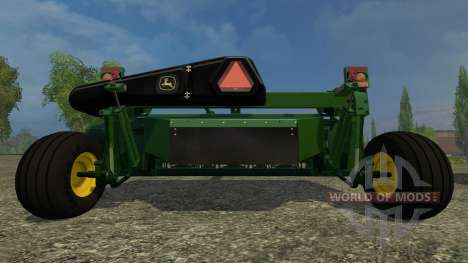 John Deere 956 MOCO для Farming Simulator 2015