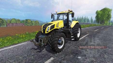 New Holland T8.320 600EVO v1.1 для Farming Simulator 2015