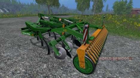 Amazone Cenius 3002 для Farming Simulator 2015