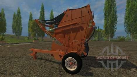Пресс-подборщик ПРП-1.6 для Farming Simulator 2015
