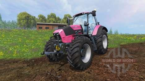 Deutz-Fahr Agrotron 7250 TTV FL RowTrac для Farming Simulator 2015