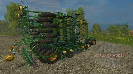 John Deere 750A для Farming Simulator 2015