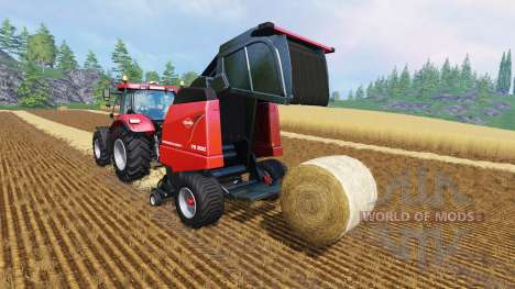 Kuhn VB 2190 для Farming Simulator 2015