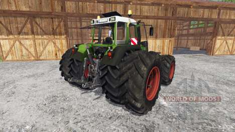 Fendt 930 Vario TMS v3.0 для Farming Simulator 2015
