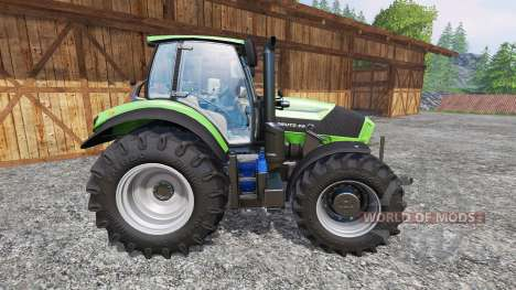 Deutz-Fahr Agrotron 7250 TTV FL v1.2 для Farming Simulator 2015